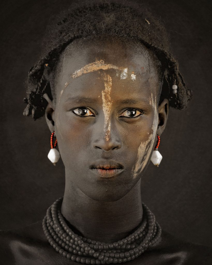 plemena fotograf Dzhimmi Nelson 16