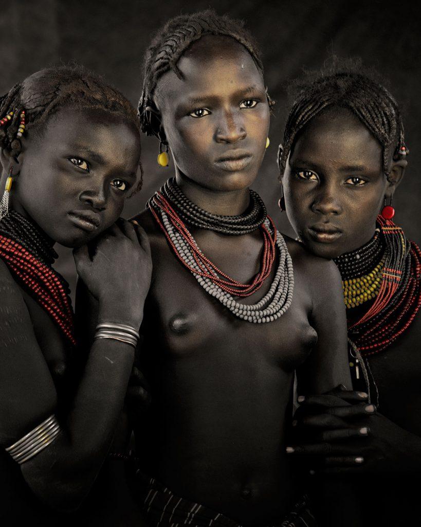 plemena fotograf Dzhimmi Nelson 17
