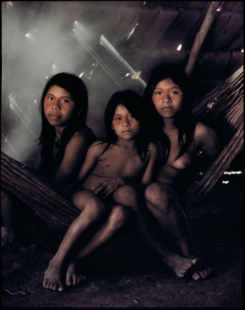 plemena fotograf Dzhimmi Nelson 18