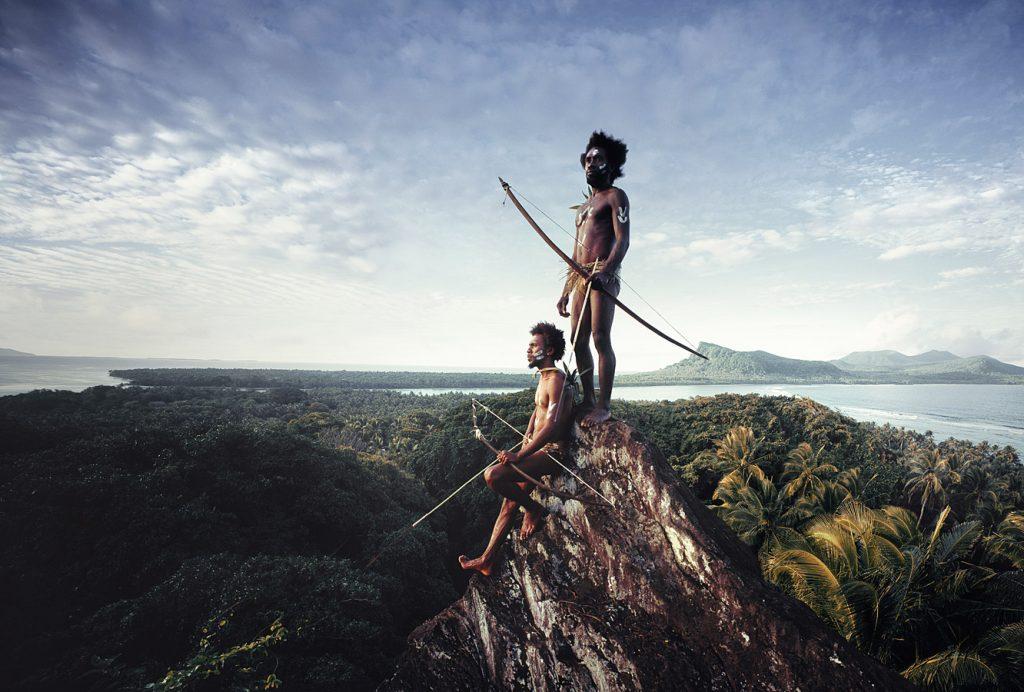 plemena fotograf Dzhimmi Nelson 21