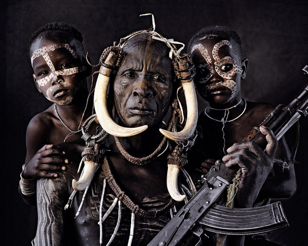 plemena fotograf Dzhimmi Nelson 25