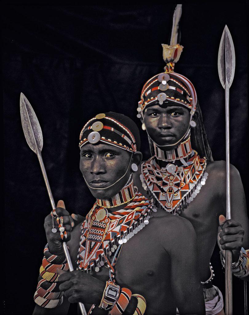 plemena fotograf Dzhimmi Nelson 29