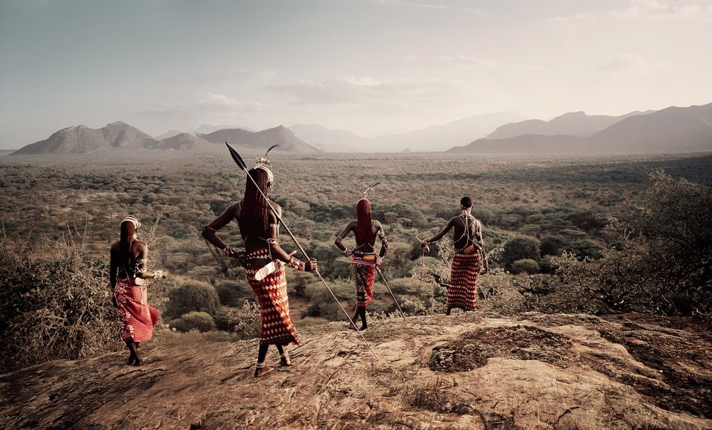 plemena fotograf Dzhimmi Nelson 30