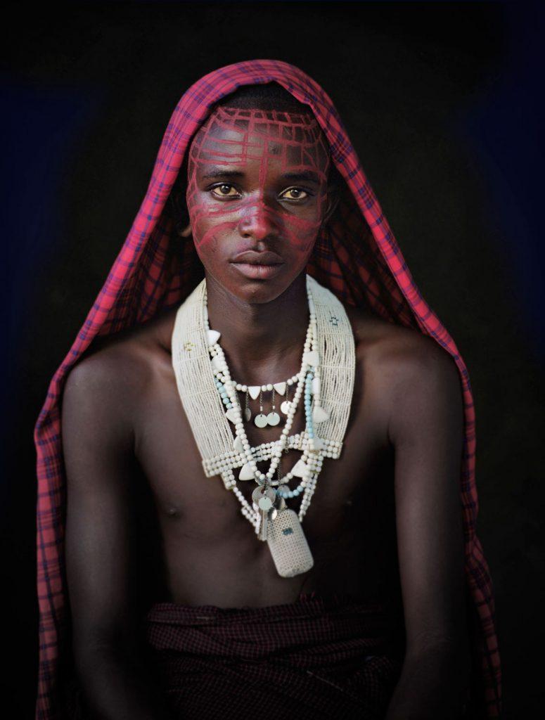 plemena fotograf Dzhimmi Nelson 4