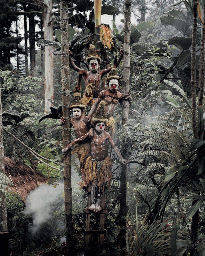 plemena fotograf Dzhimmi Nelson 41