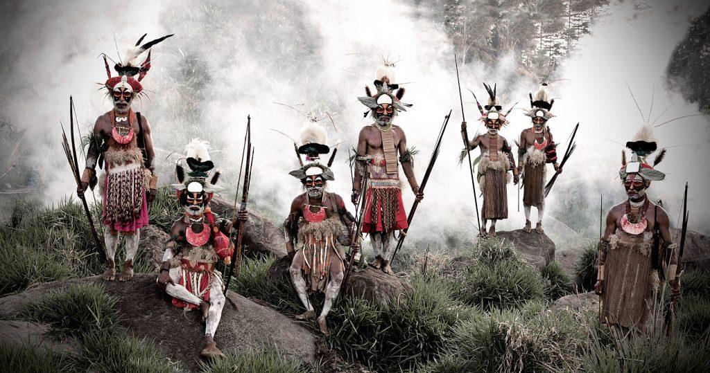 plemena fotograf Dzhimmi Nelson 43