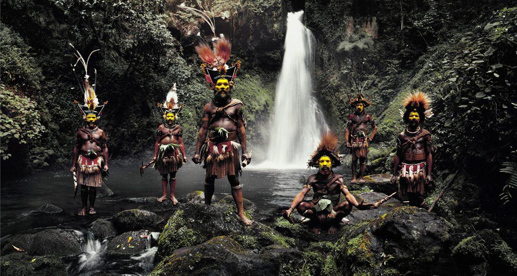 plemena fotograf Dzhimmi Nelson 44