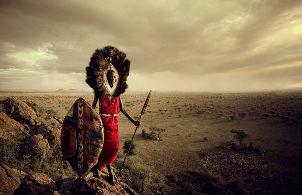 plemena fotograf Dzhimmi Nelson 6