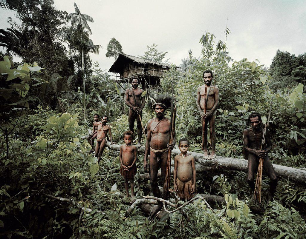 plemena fotograf Dzhimmi Nelson 9
