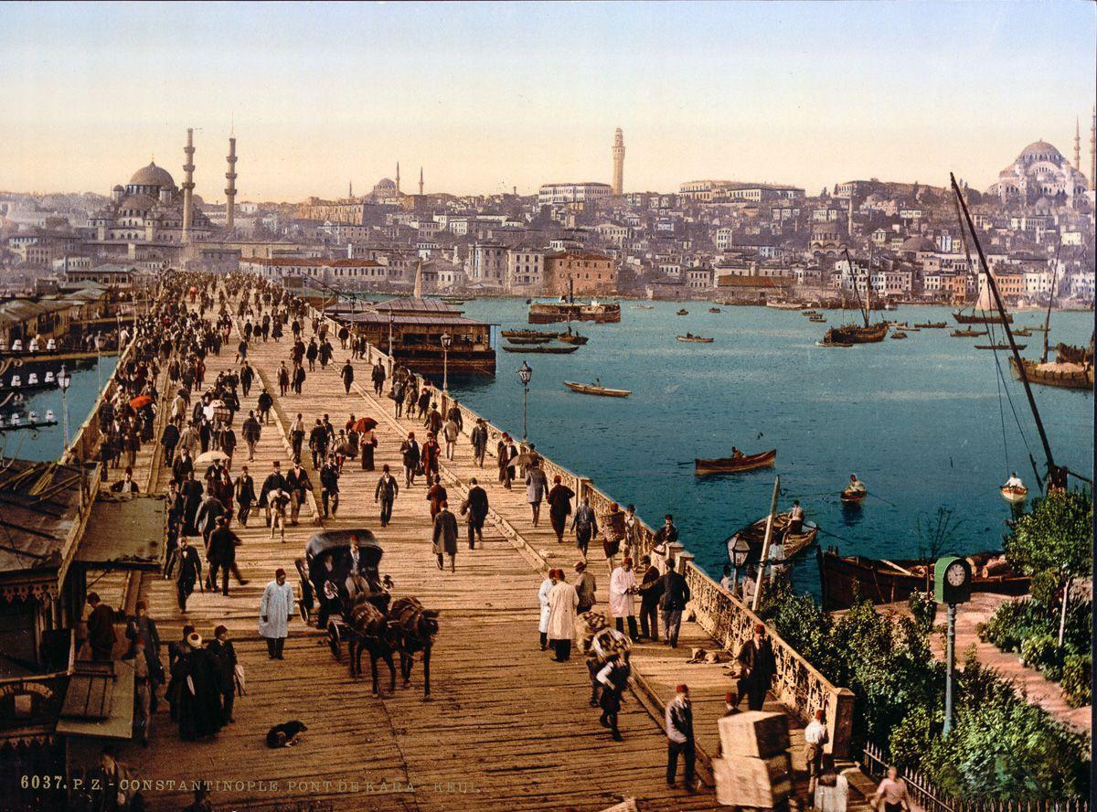 константинополь открытки 19 века того