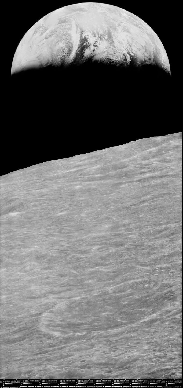 Zemlya s orbity Luny foto 10