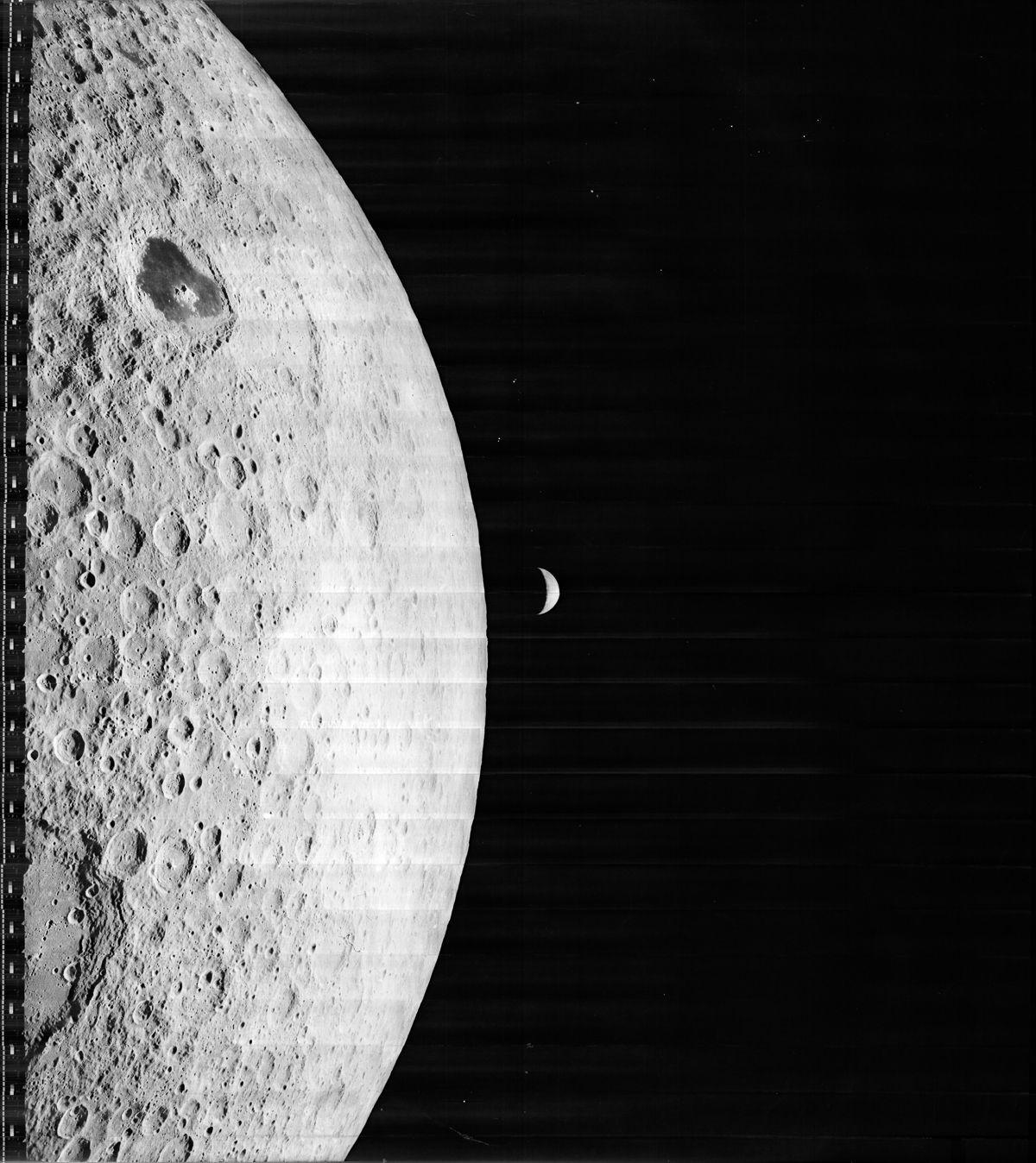 Zemlya s orbity Luny foto 6