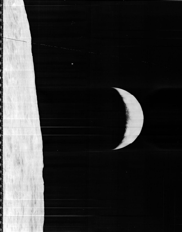 Zemlya s orbity Luny foto 8