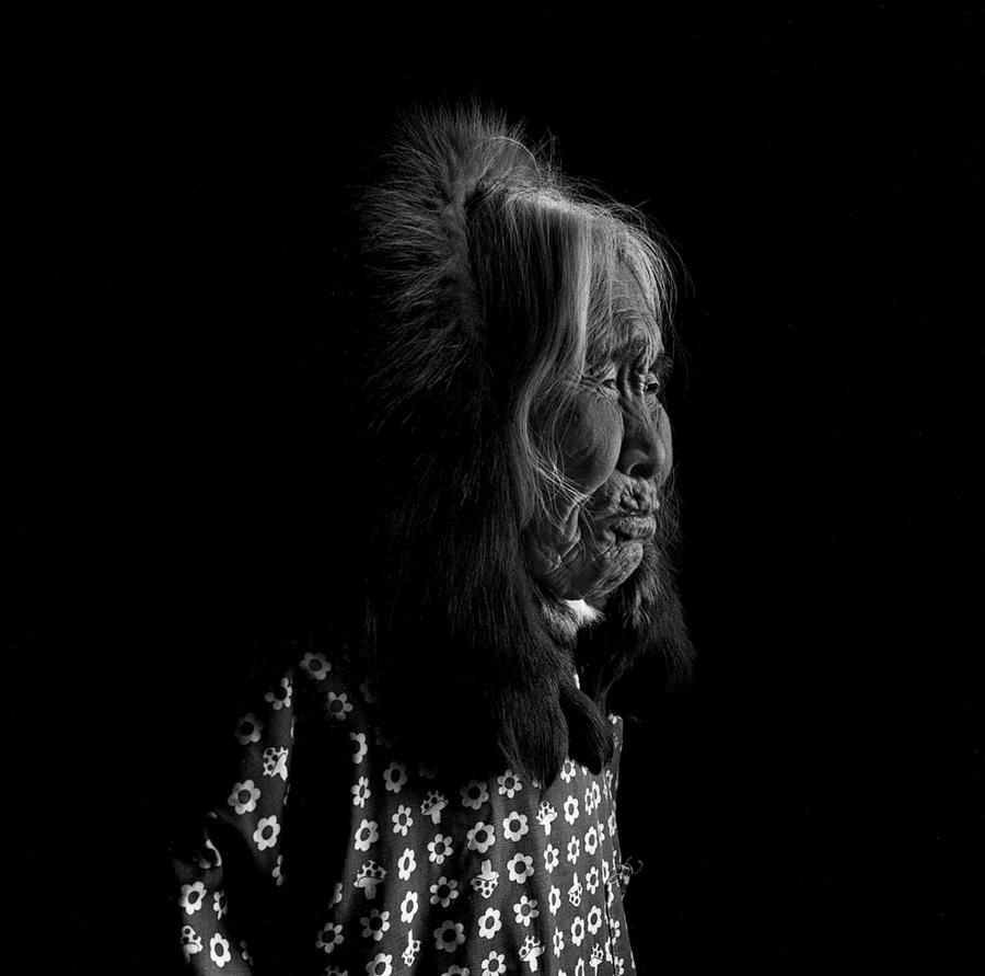 Жизнь в эскимосских деревнях Аляски. Фотограф Алекс Харрис  12