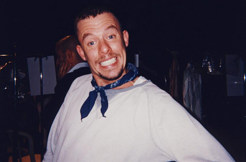 Фотографии знаменитостей из личного фотоальбома Майкла Уайта 24