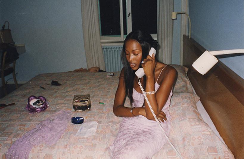 Фотографии знаменитостей из личного фотоальбома Майкла Уайта 26