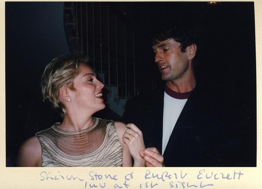 Фотографии знаменитостей из личного фотоальбома Майкла Уайта 27