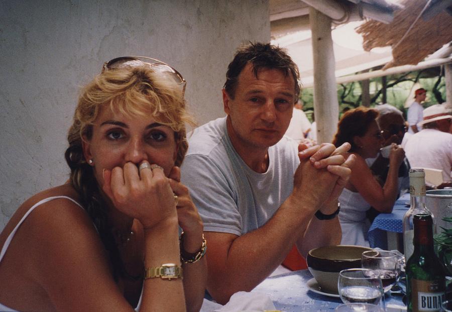 Фотографии знаменитостей из личного фотоальбома Майкла Уайта 30