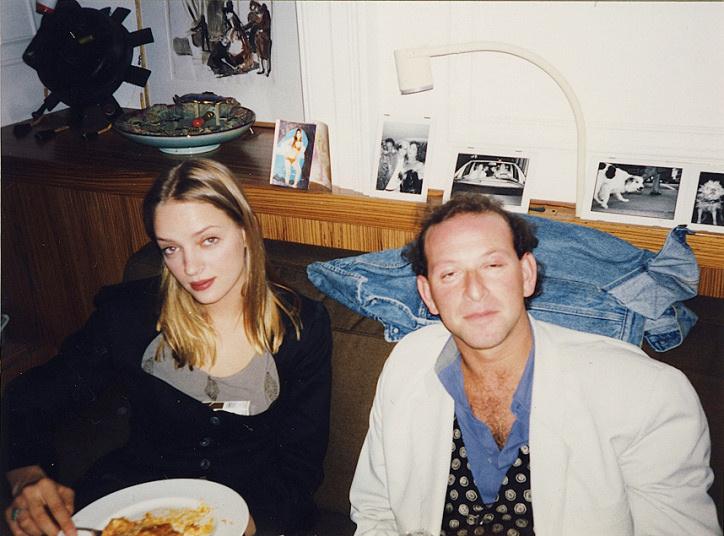 Фотографии знаменитостей из личного фотоальбома Майкла Уайта 31
