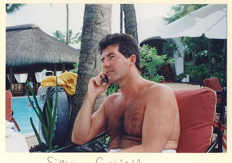 Фотографии знаменитостей из личного фотоальбома Майкла Уайта 32