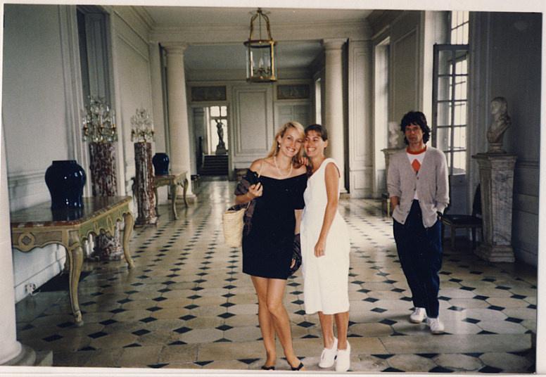 Фотографии знаменитостей из личного фотоальбома Майкла Уайта 33