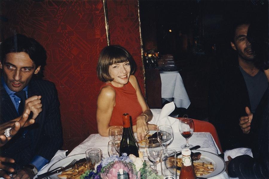 Фотографии знаменитостей из личного фотоальбома Майкла Уайта 36