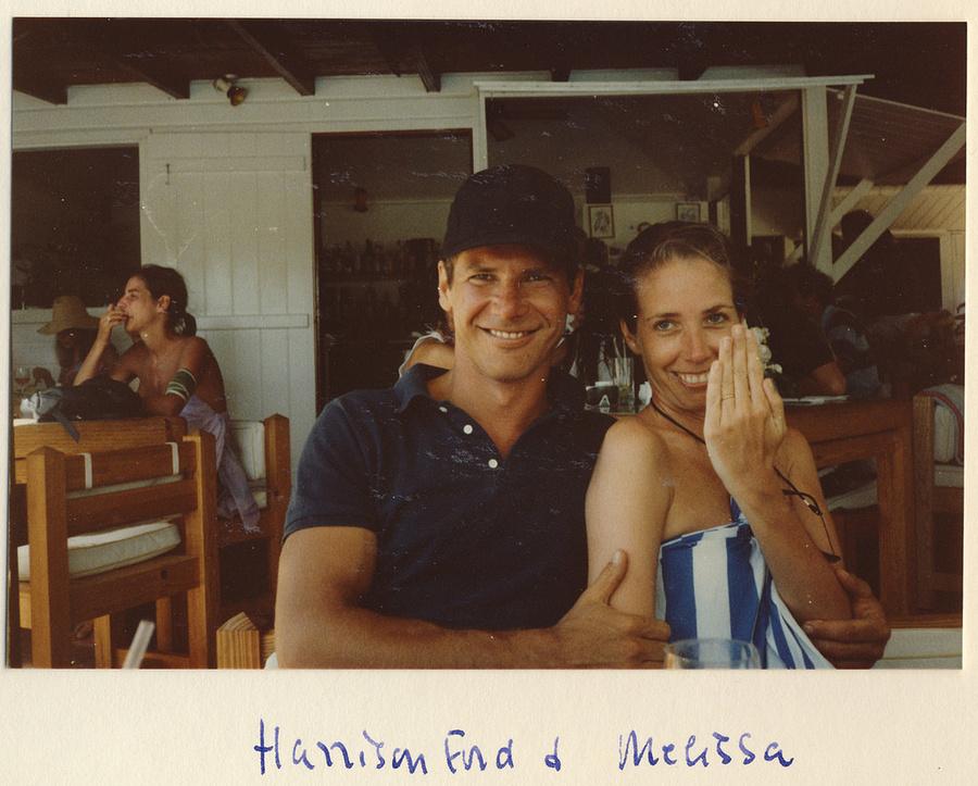 Фотографии знаменитостей из личного фотоальбома Майкла Уайта 38