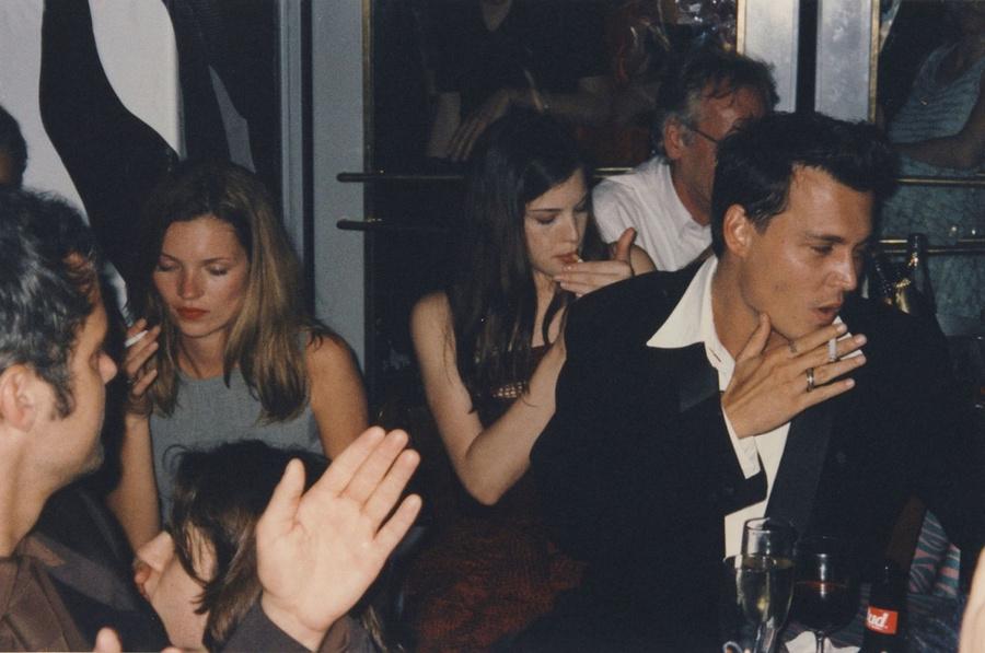 Фотографии знаменитостей из личного фотоальбома Майкла Уайта 42