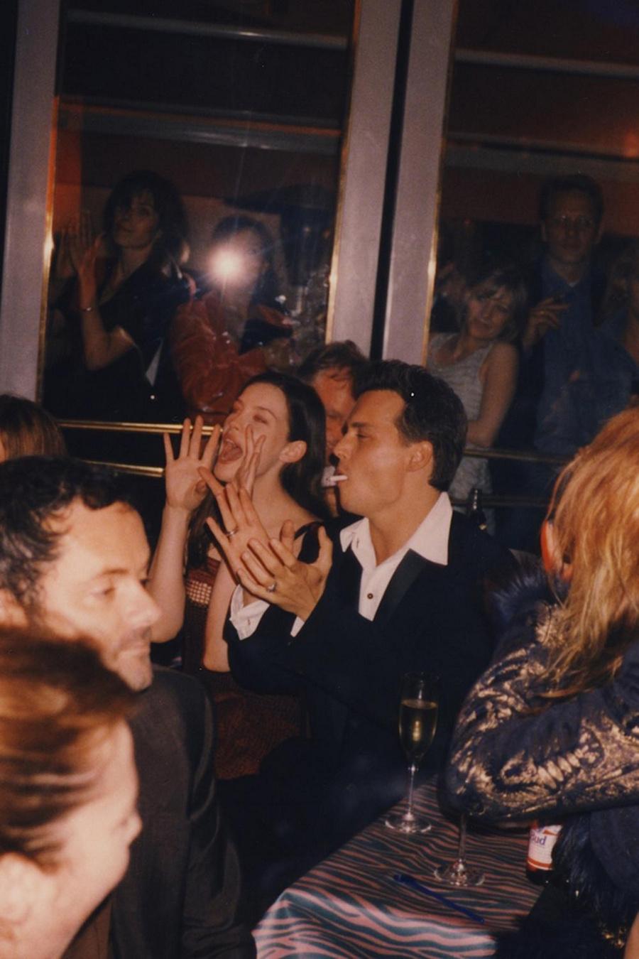 Фотографии знаменитостей из личного фотоальбома Майкла Уайта 45