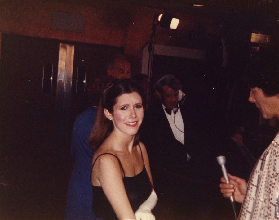 Фотографии знаменитостей из личного фотоальбома Майкла Уайта 46