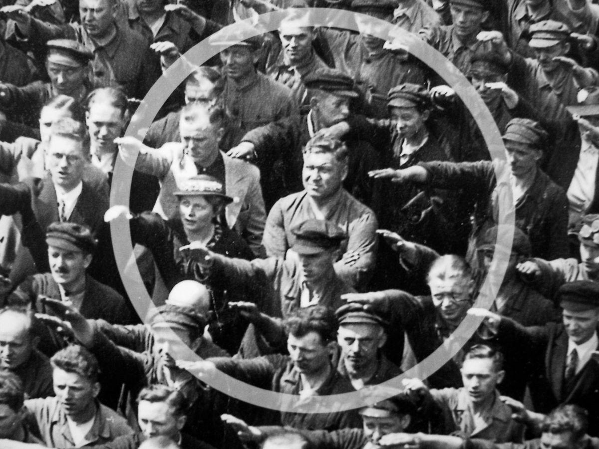 Avgust Landmesser istoriya foto 3