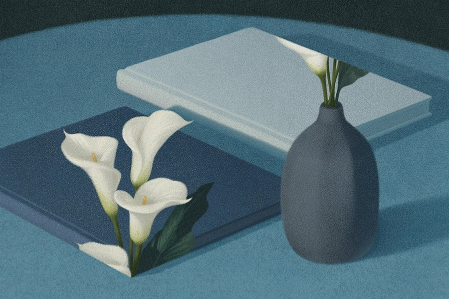 Иллюстрации Джунго Ли 1