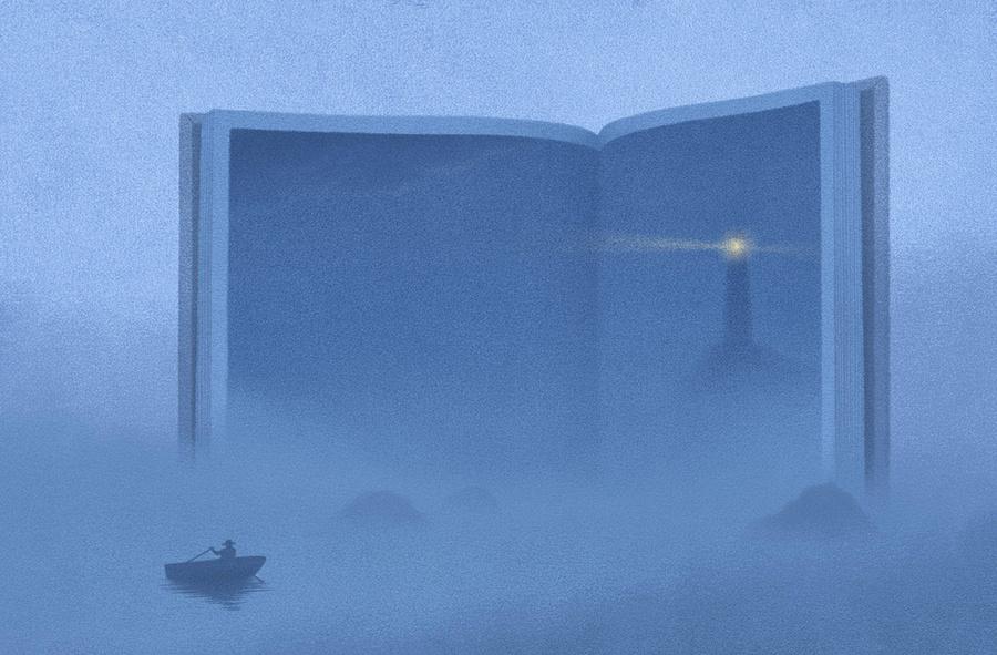 Иллюстрации Джунго Ли 18