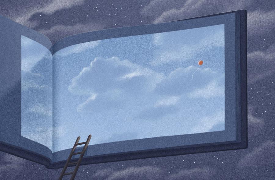 Иллюстрации Джунго Ли 5