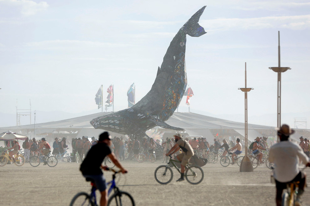 Фестиваль Burning Man 11