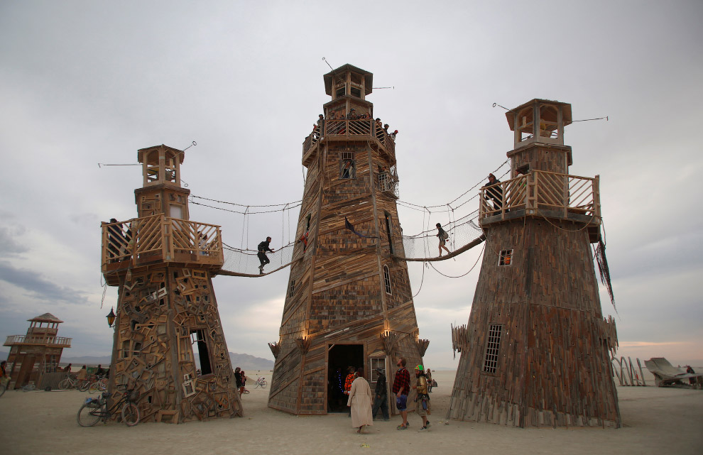 Фестиваль Burning Man 7