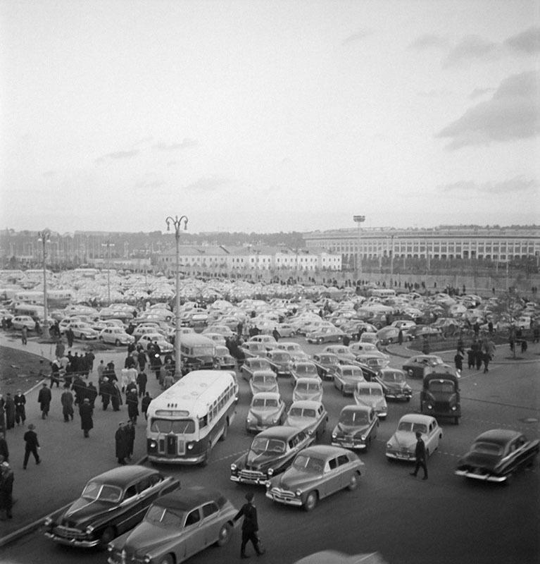 Советские фотографии Эрвина Волкова 22