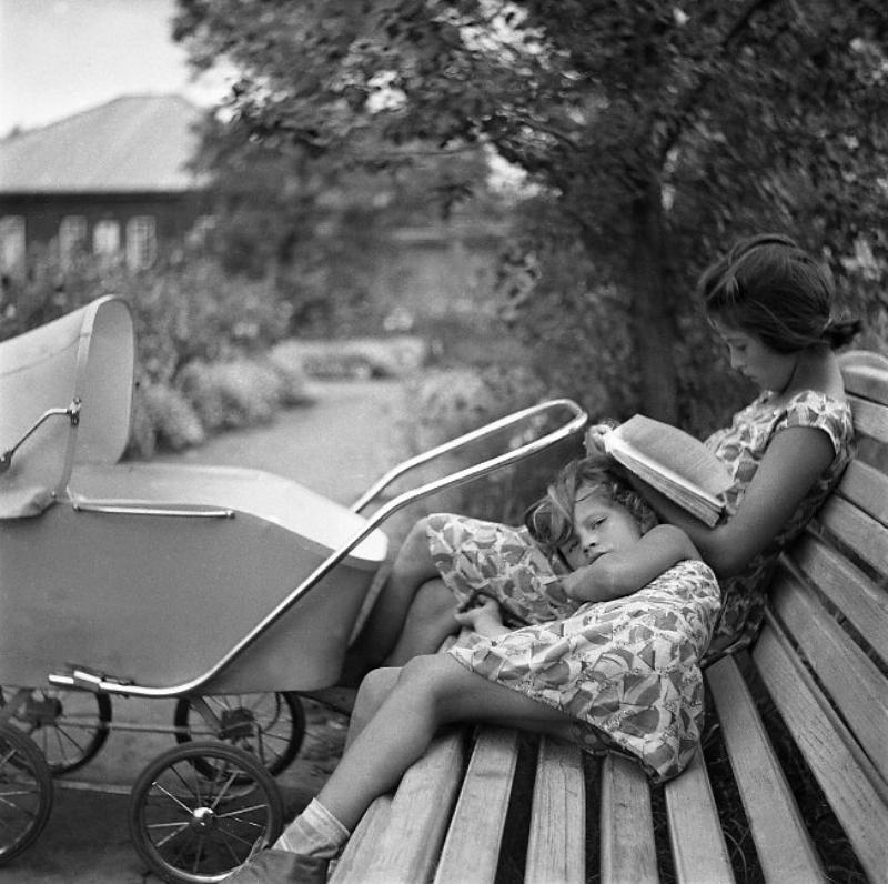 Советские фотографии Эрвина Волкова 4