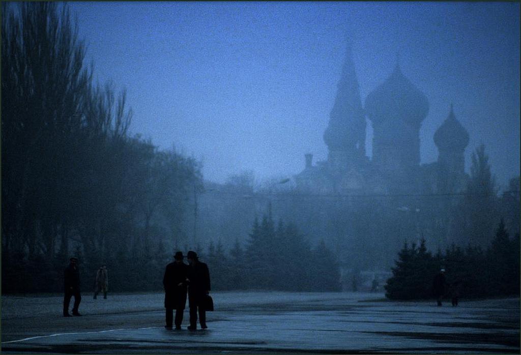 Одесса в 1982 году. фотожурналист Иэн Берри  10