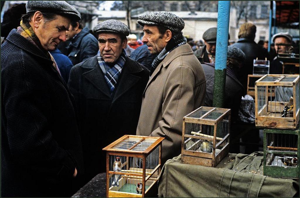 Одесса в 1982 году. фотожурналист Иэн Берри  14
