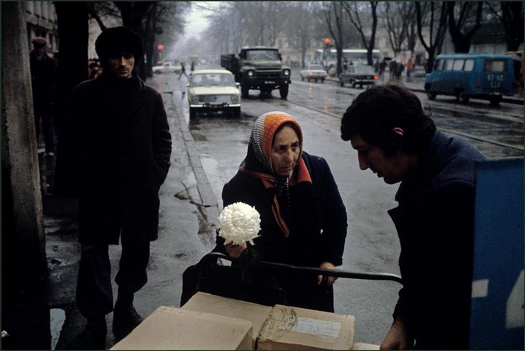 Одесса в 1982 году. фотожурналист Иэн Берри  18