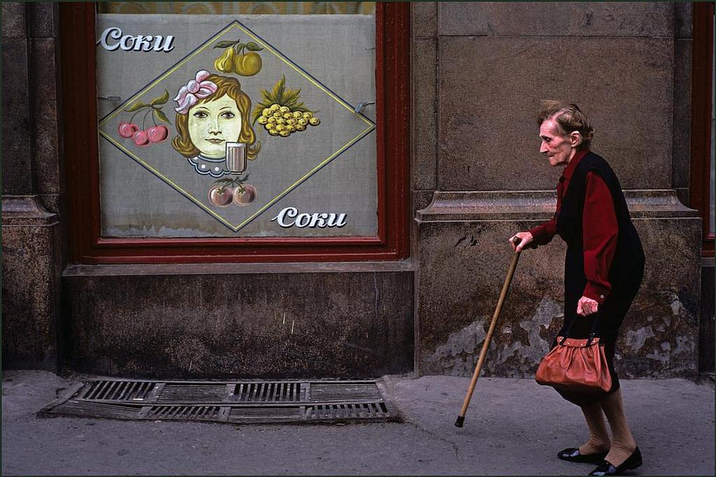 Одесса в 1982 году. фотожурналист Иэн Берри  26