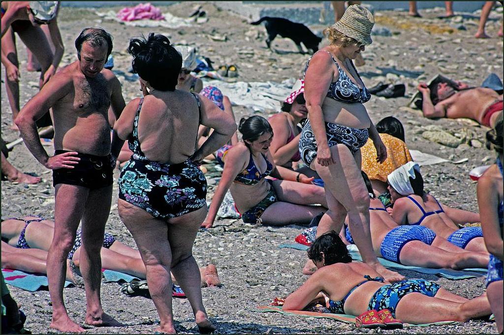 Одесса в 1982 году. фотожурналист Иэн Берри  33