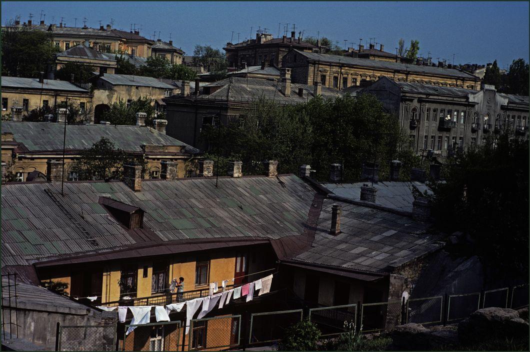 Одесса в 1982 году. фотожурналист Иэн Берри  44