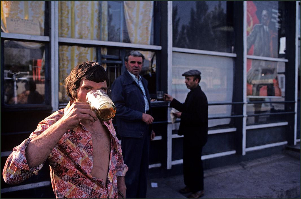 Одесса в 1982 году. фотожурналист Иэн Берри  5