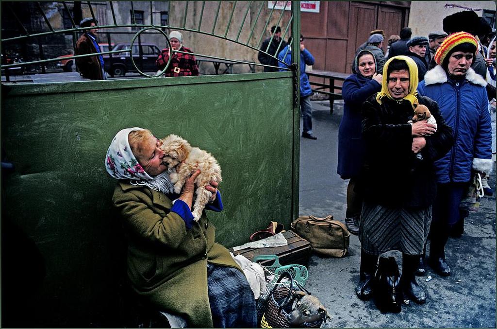 Одесса в 1982 году. фотожурналист Иэн Берри  8