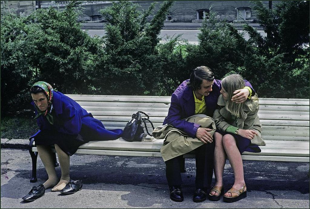 Одесса в 1982 году. фотожурналист Иэн Берри  9