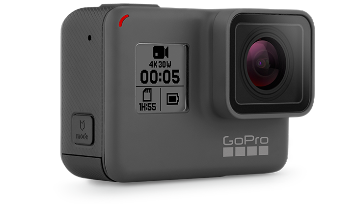 ekshn kamera GoPro Hero5 Black 1