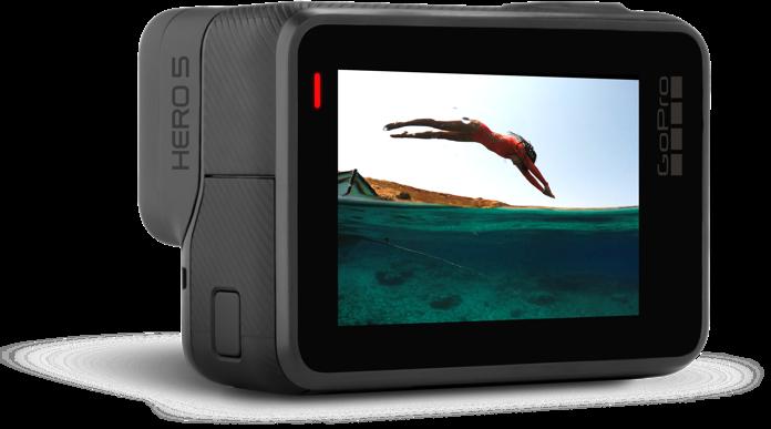 ekshn kamera GoPro Hero5 Black 2