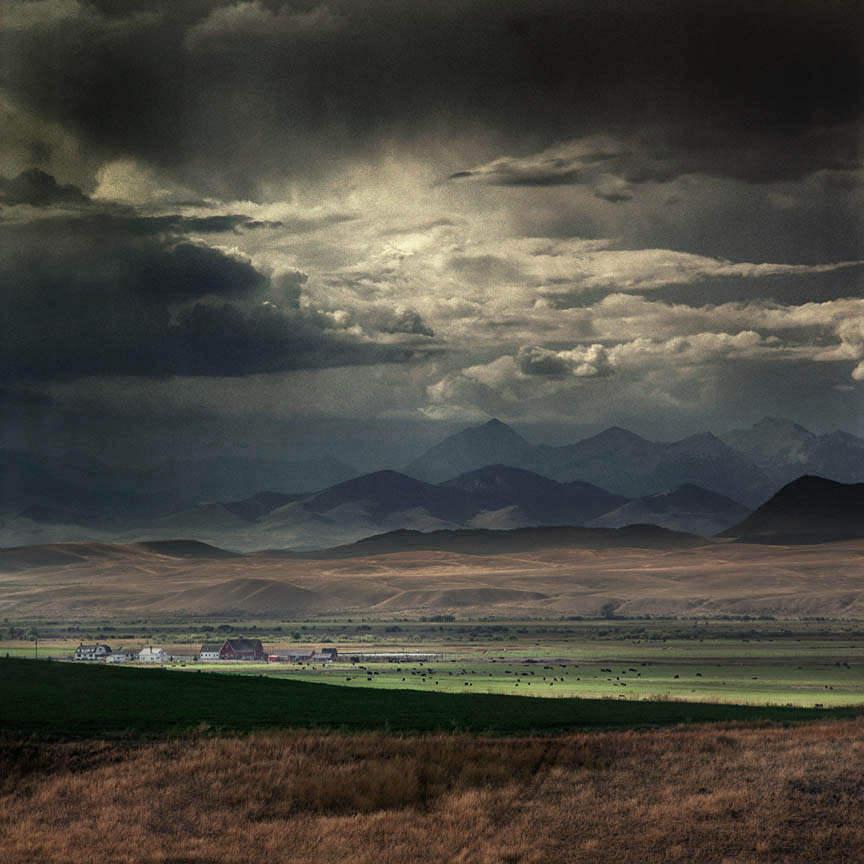 Пейзажи фотографа Майкла Истмена 10
